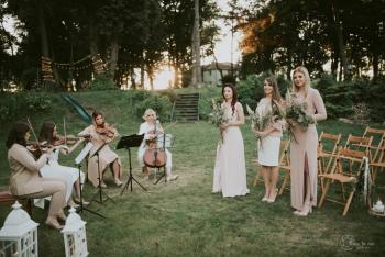 WASI MUZYCY - śpiew-skrzypce-wiolonczela-KWARTET-harfa-organy-saksofon, Oprawa muzyczna ślubu Chorzów