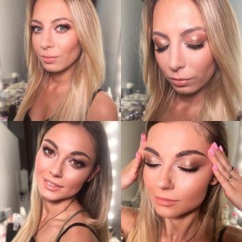Monika Wojcieszyńska makeup artis, Makijaż ślubny, uroda Kraków