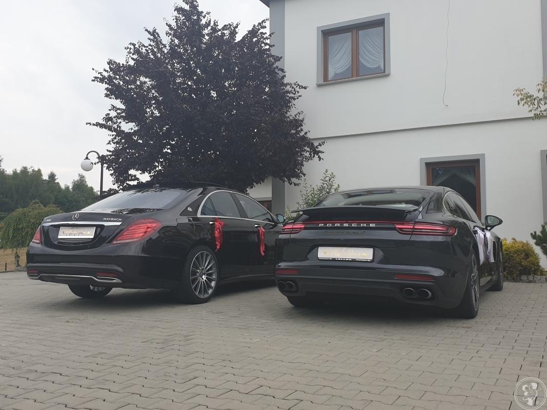 Wynajem Limuzyn: Mercedes S-class, Porsche Panamera Auto na wesele, Wodzisław Śląski - zdjęcie 1