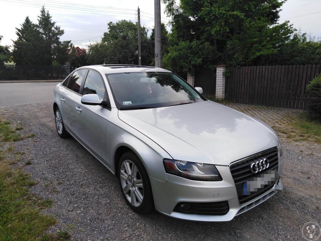 Audi a4 zawioze do slubu wieczory kawalerskie panienskie itd, Radom - zdjęcie 1