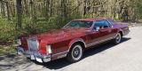 Lincoln Continental 1977 do ślubu, Toruń - zdjęcie 3