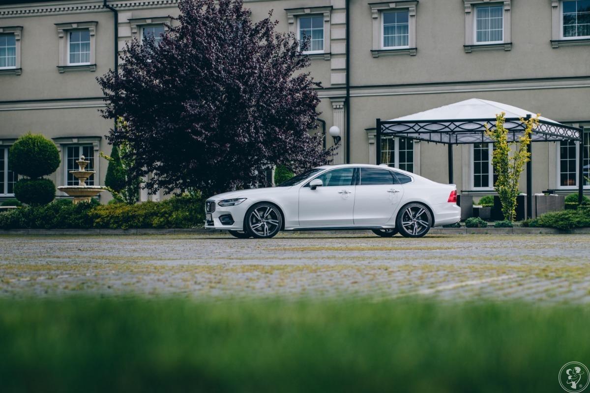 Luksowo do ślubu. Volvo S90R. Auto do ślubu., Siemianowice Śląskie - zdjęcie 1