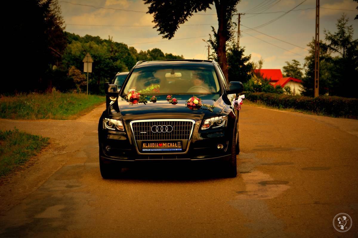 Samochód do ślubu - AUDI Q5!, Brzostek - zdjęcie 1