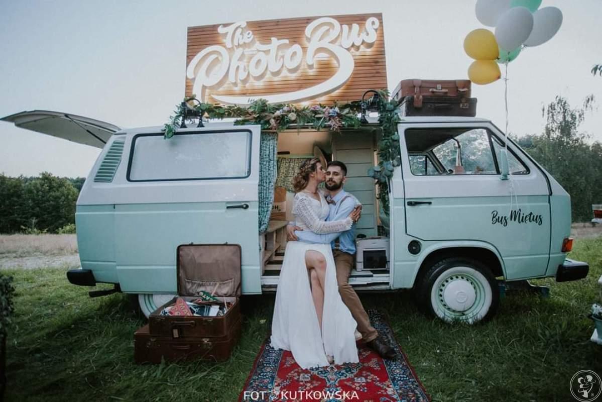 Fotobus Bus Miętus retro, boho,rustik style... Jedyny taki w Polsce, Bytom - zdjęcie 1