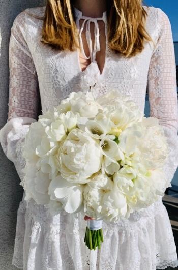 czarujemy kwiatami - florystyka ślubna, dekoracje weselne, Dekoracje ślubne Zielonka