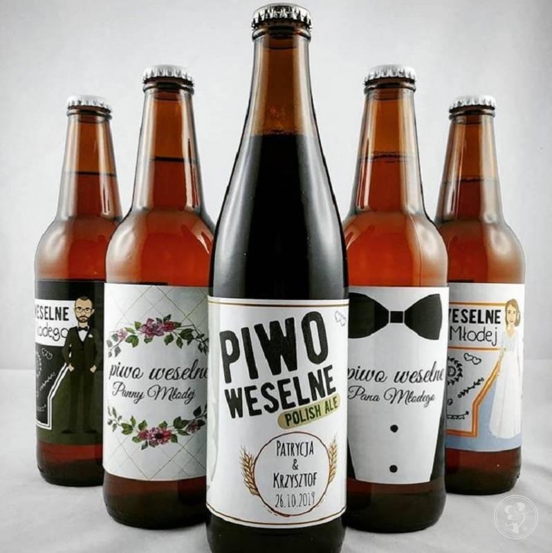 Spersonalizowane etykiety na butelki-Prezent dla gości Nowość!, Kraków - zdjęcie 1