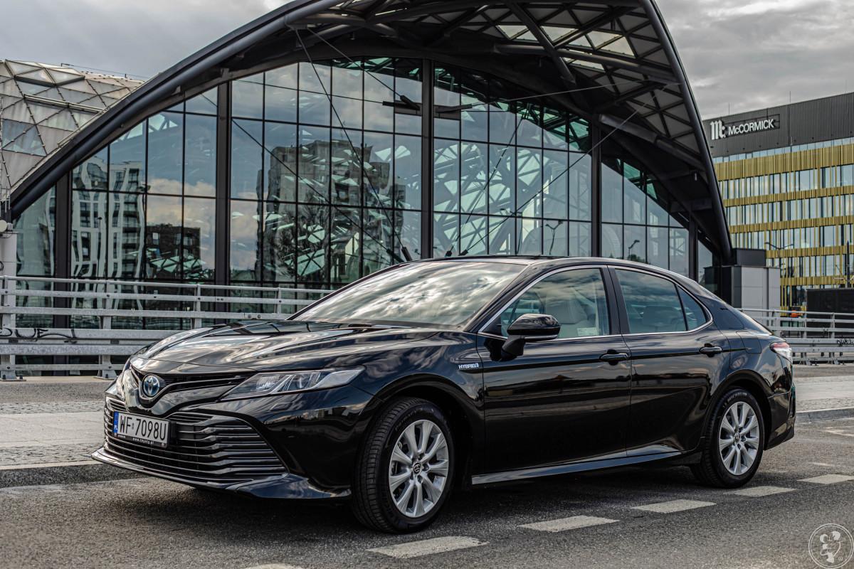 Nowa Toyota Camry. Elegancka limuzyna do ślubu., Łódź - zdjęcie 1