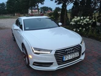 Audi A7,  Konin