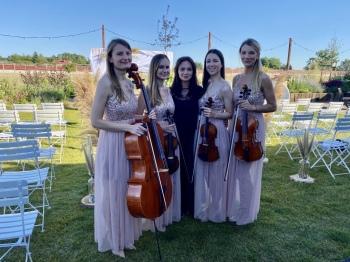 Kwartet Smyczkowy na piękny ślub, Artysta Witkowo