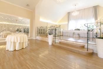 Pod Lipami w Bystrej - sale weselne, Sale weselne Sopot