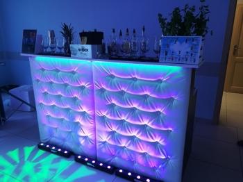 Drink Bar B-52- Mobilny Bar na Twoje przyjęcie, Barman na wesele Mrągowo