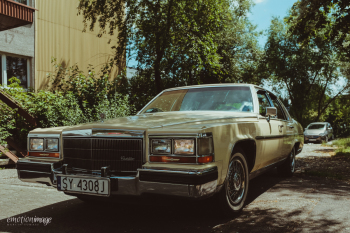 Cadillac Fleetwood - wyjątkowe auto do ślubu, Samochód, auto do ślubu, limuzyna Bytom