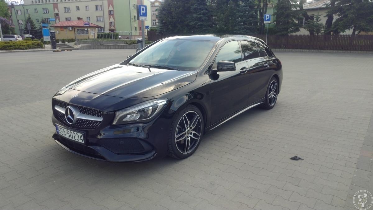 Mercedes CLA AMG do ślubu i na wesele, Sanok - zdjęcie 1