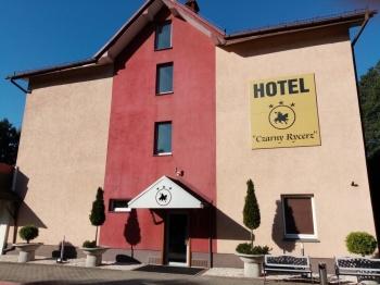Hotel Czarny Rycerz - sala weselna z noclegami, Sale weselne Jastrzębie-Zdrój
