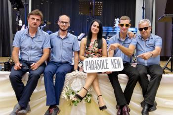 PARASOLE NEW, Zespoły weselne Żabno