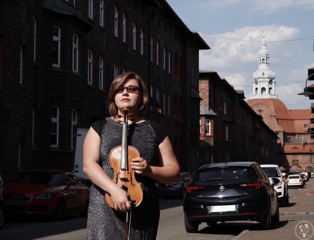 Skrzypce, śpiew, kwartet smyczkowy na ślub i inne uroczystości, Katowice - zdjęcie 1