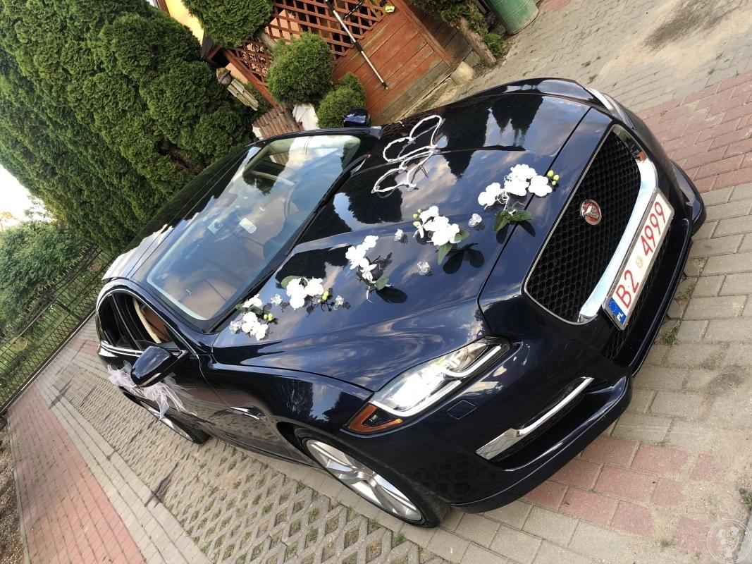 Jaguar XJ na Wasze Wesele Ślub, Kolno - zdjęcie 1