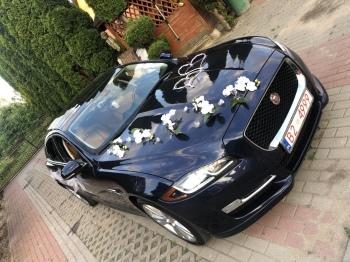 Jaguar XJ na Wasze Wesele Ślub, Samochód, auto do ślubu, limuzyna Grajewo