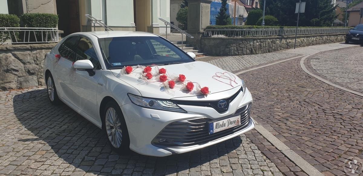 Auto do Ślubu -Toyota Camry nie  Lexus, Audi, Mercedes, BMW, Katowice - zdjęcie 1