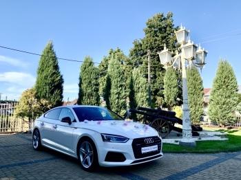 Auto do Ślubu Samochód do ślubu Auto AUDI A5 Samochód Limuzyna na ślub, Samochód, auto do ślubu, limuzyna Wyszków