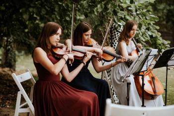 TrioGracja - oprawa muzyczna, Oprawa muzyczna ślubu Grabów nad Prosną
