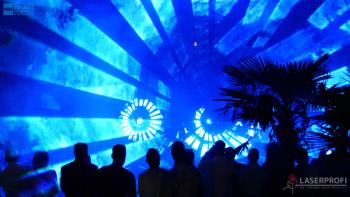 Pokazy laserowe, pokaz laserów na weselu szyte na miarę - LASERPROFI, Pokazy laserowe Dobra