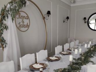 Flowers by love Pracownia Florystyczna-florystka ślubna oraz dekoracje, Dekoracje ślubne Lublin
