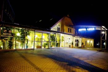 Hotel Luka, Sale weselne Ostrołęka