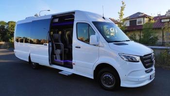 Wynajem Busów przewóz osób 9-24-50 obsługa wesel,transport gości, Wynajem busów Andrychów