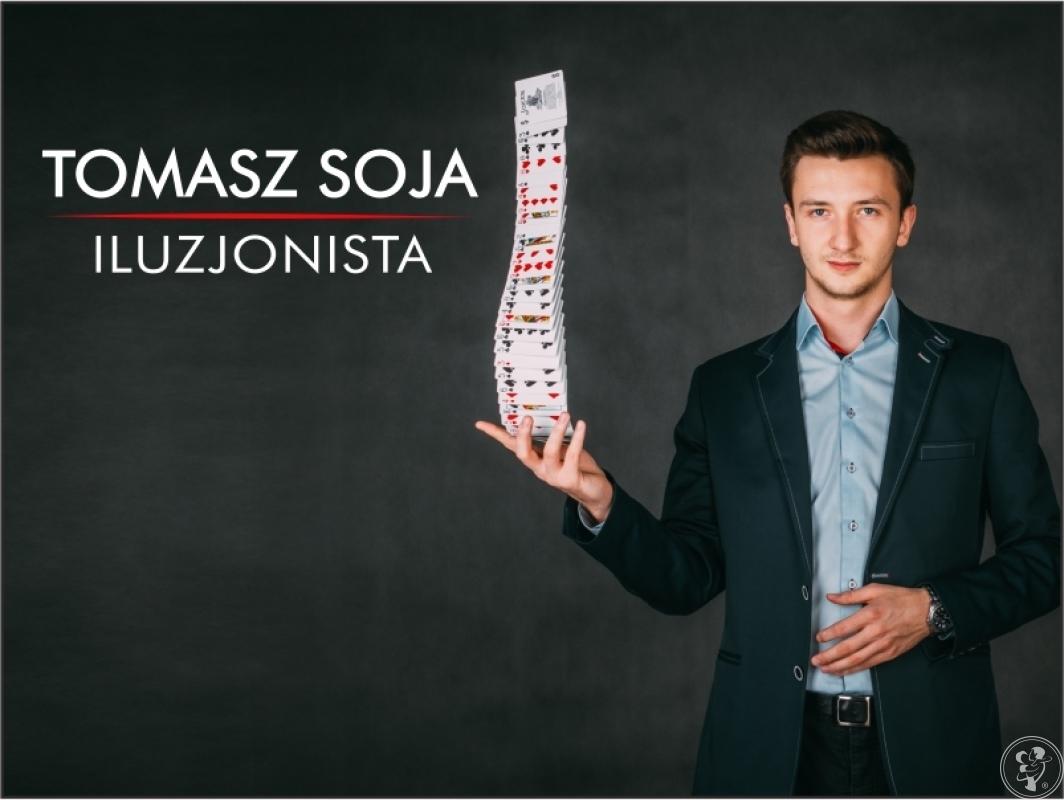 Iluzjonista Tomasz Soja - Pokaz iluzji z klasą. Oczaruje Waszych Gości, Kraków - zdjęcie 1
