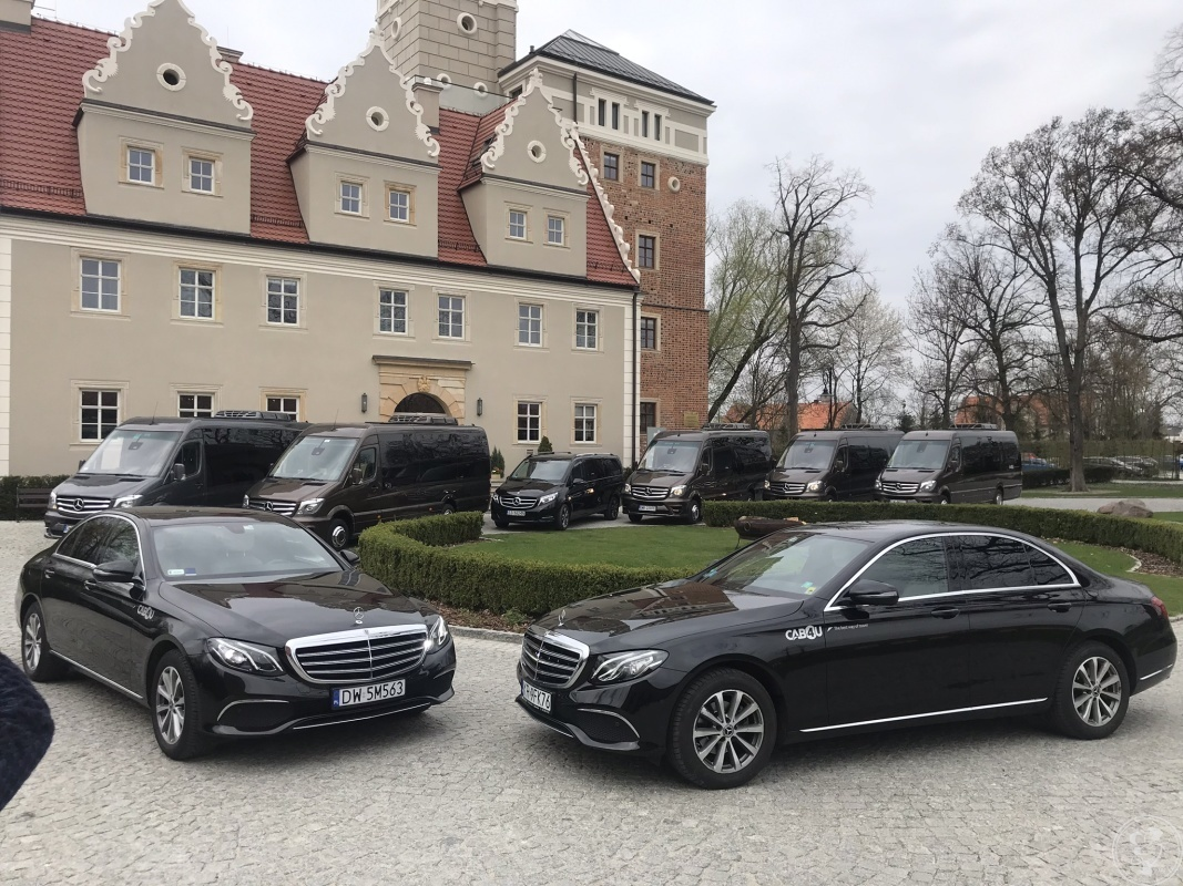 Cab4u luksusowy transport osobowy // Cab4u luxury transport, Wrocław - zdjęcie 1