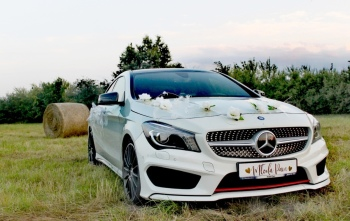 Mercedes CLA,BMW X3,BMW5 samochody do ślubu wolne terminy-Zapraszam, Samochód, auto do ślubu, limuzyna Twardogóra