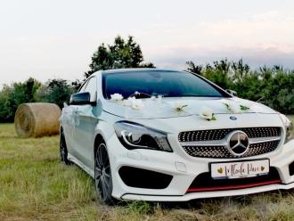 Mercedes CLA,BMW X3,BMW5 samochody do ślubu wolne terminy-Zapraszam,  Wrocław
