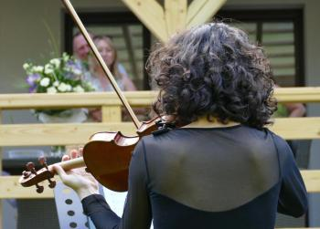 Skrzypce na zaręczyny, ślub i obiad weselny, Oprawa muzyczna ślubu Chełmek