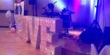 Ażurowy napis LOVE/Dekoracja ślubna/Podświetlana atrakcją weselna, Dziwnów - zdjęcie 2