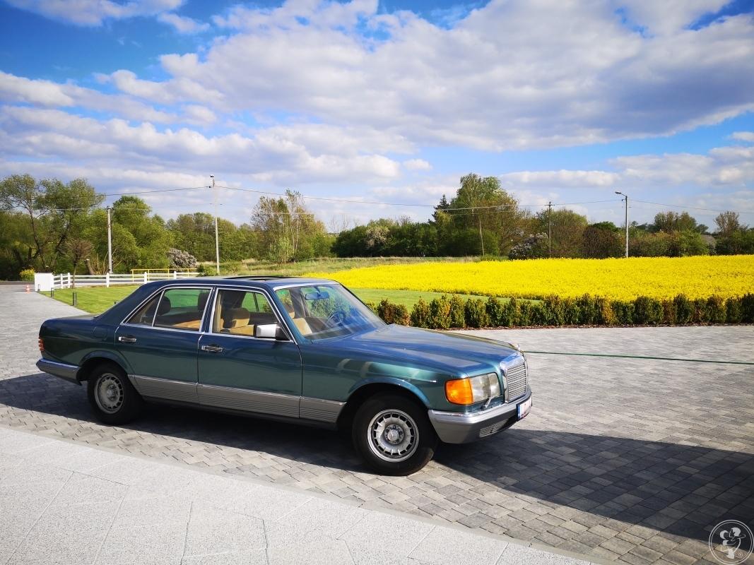 Zabytkowy Mercedes S klasa, Lublin - zdjęcie 1