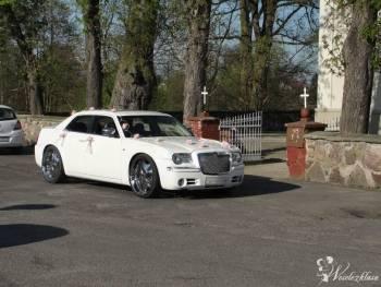 Audi a8 Q7 chrysler 300c Przybranie tablice GRATIS, Samochód, auto do ślubu, limuzyna Złoczew