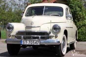 """*Warszawa* """"garbuska"""" z 1962 roku, Samochód, auto do ślubu, limuzyna Tychy"""