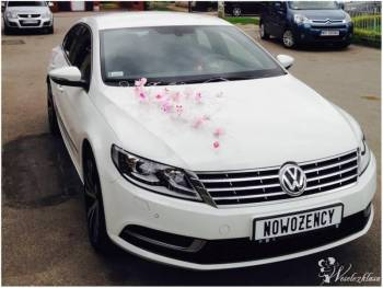 PERFEKCYJNY NOWY VW CC!, Samochód, auto do ślubu, limuzyna Iłża