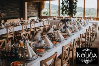 Karczma Koliba - Niezapomniane przyjęcie w sercu gór, Sale weselne Kluszkowce