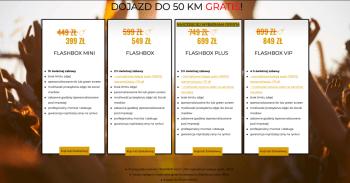 Fotobudka Flashbox atrakcyjne ceny, profesjonalna obsługa, Fotobudka, videobudka na wesele Sławków