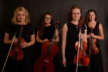 Appassionato Quartett - oprawa muzyczna uroczystości, Oprawa muzyczna ślubu Puck
