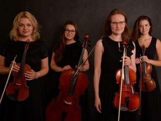 Appassionato Quartett - oprawa muzyczna uroczystości,  Gdynia