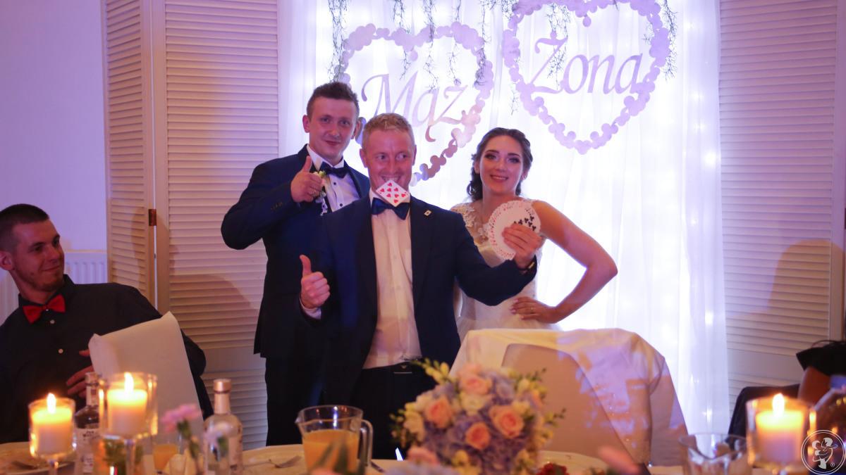 Iluzjonista na twoje wesele Tomasz Peterwas  prezent dla pary młodych, Wrocław - zdjęcie 1