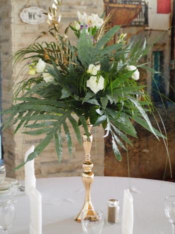 Pogodno-florystyka, usługi dekoratorskie, Dekoracje ślubne Rzepin