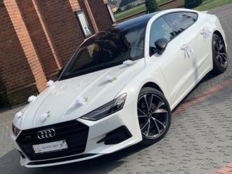 Auto do ślubu - NAJNOWSZE AUDI A7 !!,  Łomża