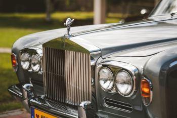 Rolls Royce Silver Shadow V8 6.2l 1970r, Samochód, auto do ślubu, limuzyna Zielona Góra