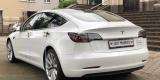 Tesla Model 3 do ślubu, auto na wesele, wynajem Tesli, Warszawa - zdjęcie 3