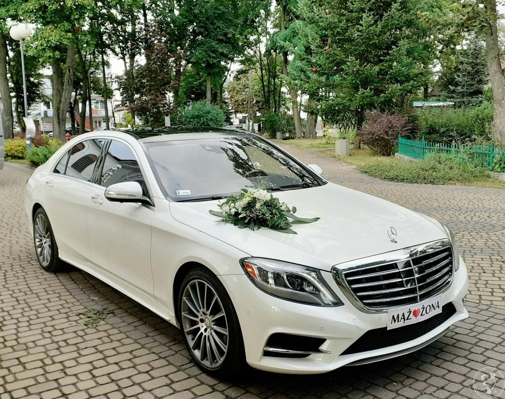 Auta do Ślubu Mega Oferta od 449zł Mercedes S Ford Mustang Bmw 7 🚘🔥, Łódź - zdjęcie 1