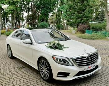 Auta do Ślubu Mega Oferta od 449zł Mercedes S Ford Mustang Bmw 7 🚘🔥, Samochód, auto do ślubu, limuzyna Grodzisk Mazowiecki